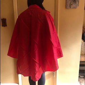 Red Cape 😈Devil Cape